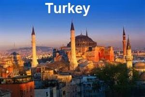 TURKEY TOUR PACKAGES FROM WINGS TOUR