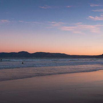 Tasmania Seashore