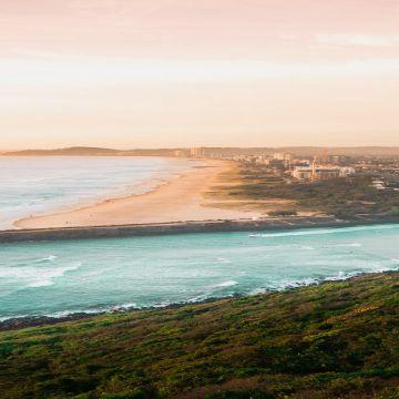 Gold Coast Sea Shore