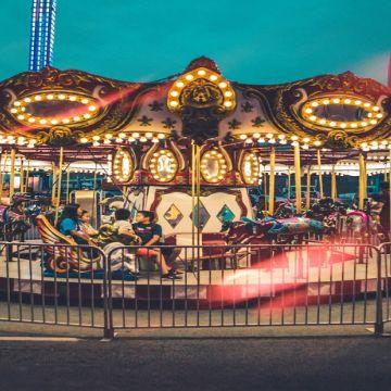 Bollywood theme park Dubai ride