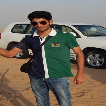 Desert Dune at Dubai