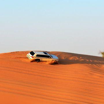 Desert safari at Dubai