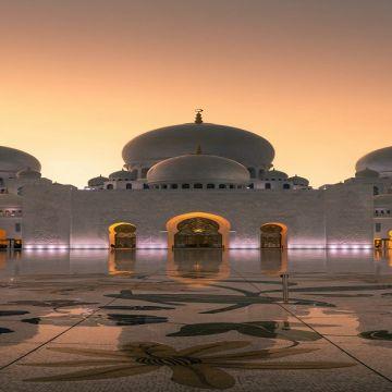 Grand Sheik Zayed Mosque