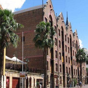 Sydney city 8