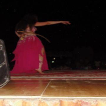 Belly dance at Dubai Safari
