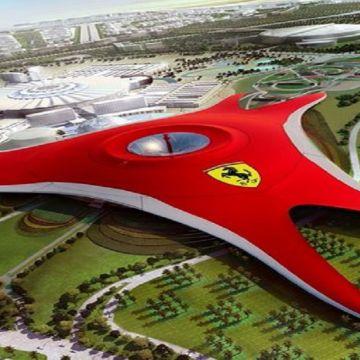 Ferrari World Dubai