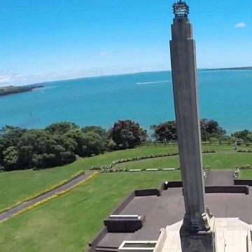 Auckland Bastion Point