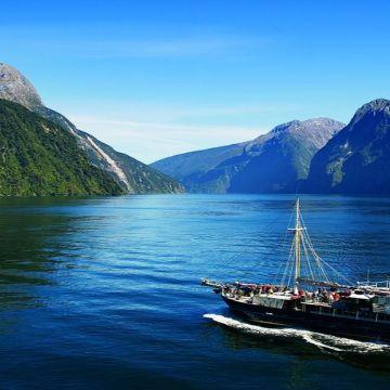 Millford Sound Cruise 4