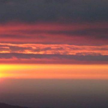 Sunrise at Tiger Hills