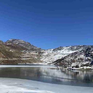 Tsomgo Lake - Gangtok, Sikkim