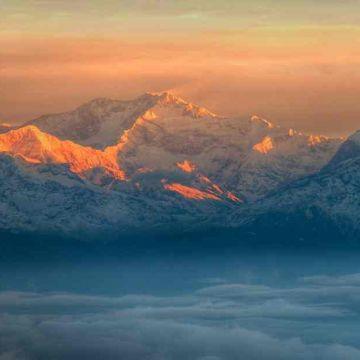 Enjoy Sunrise at Tiger Hills