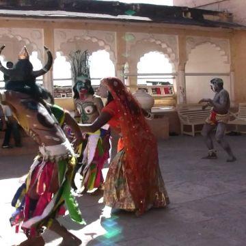 Beautiful Rajasthan with Taj Mahal 2