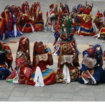 King's Memorial Bhutan 1