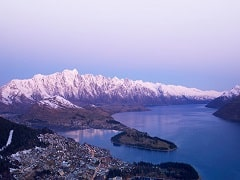 NEW ZEALAND ALPINE HIGHLIGHT