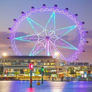 Melbourne Giant Wheel