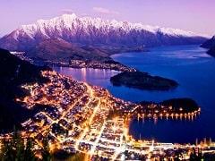 CLASSIC TRANZ ALPINE OF NEW ZEALAND