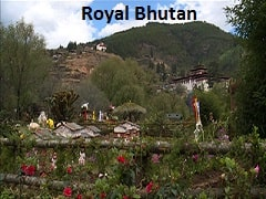 THE ROYAL BHUTAN