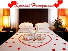 SPECIAL HONEYMOON AT BALI