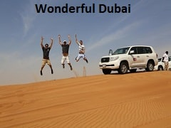 WONDERFUL DUBAI
